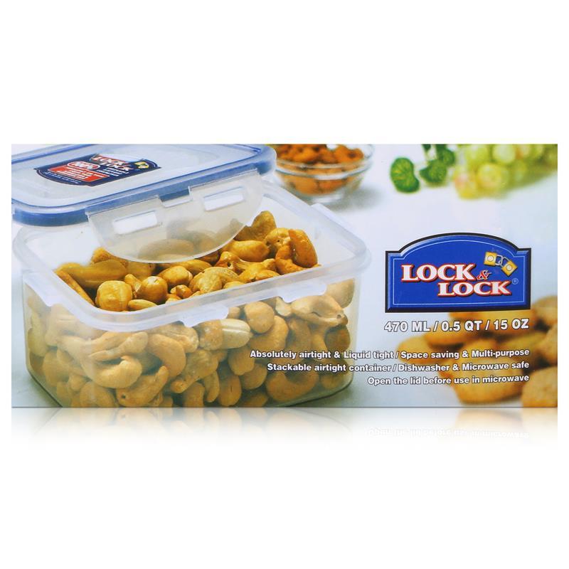 Lock&Lock Frischhaltedose HPL807 470ml