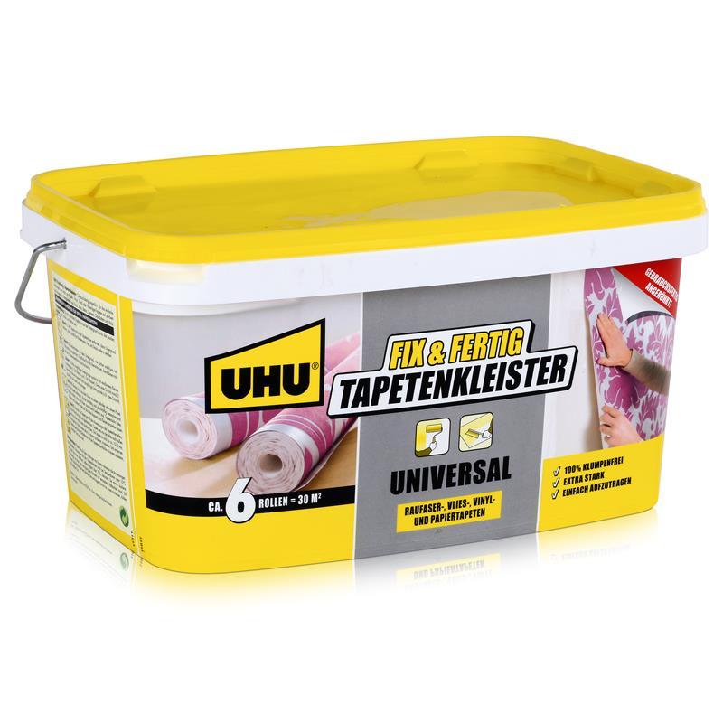 Uhu Fix & Fertig Tapeten-Kleister 52975 Universal 5kg