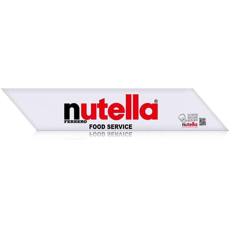 Nutella Food Service Spritzbeutel 1kg - Zum verzieren - Nuss-Nugat