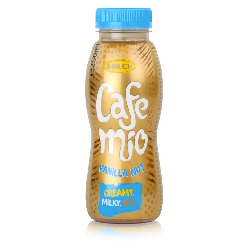 Rauch Cafe mio Vanilla Nut 250ml - Kaffee mit Milch