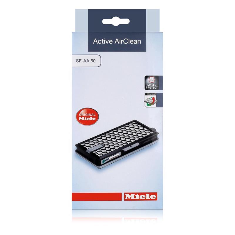 Miele Abluftfilter, Aktivkohlefilter, Filter SF AA50 für