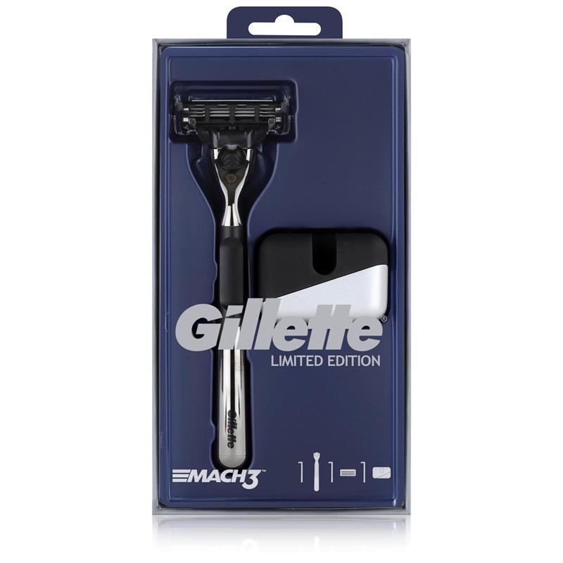 Gillette MACH3 Rasierer Limited Edition