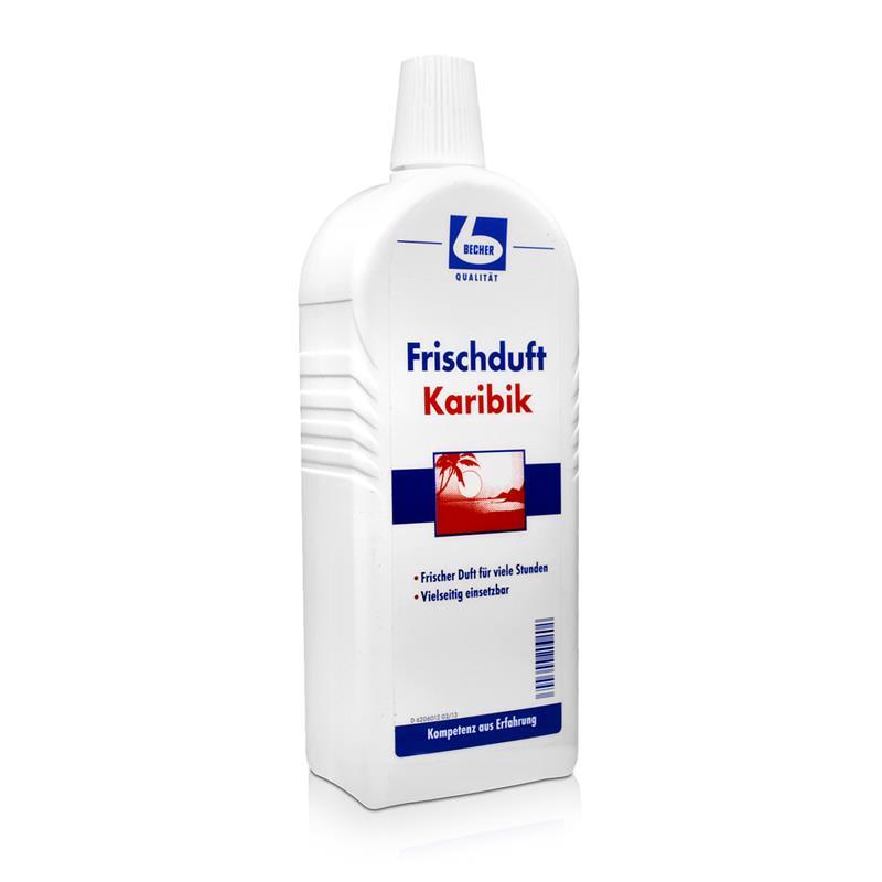 Dr. Becher Frischduft Karibik 750 ml
