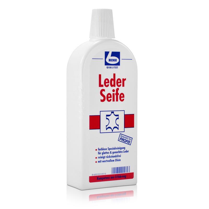 Dr. Becher Leder Seife 500 ml
