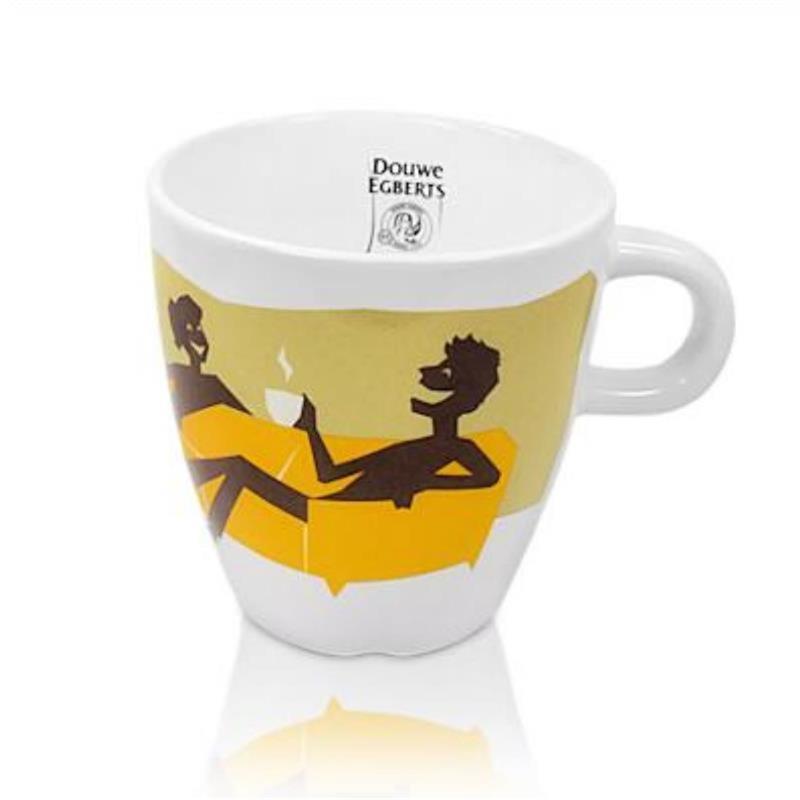 Senseo Douwe Egberts Design Tasse, 250 ml in gelb