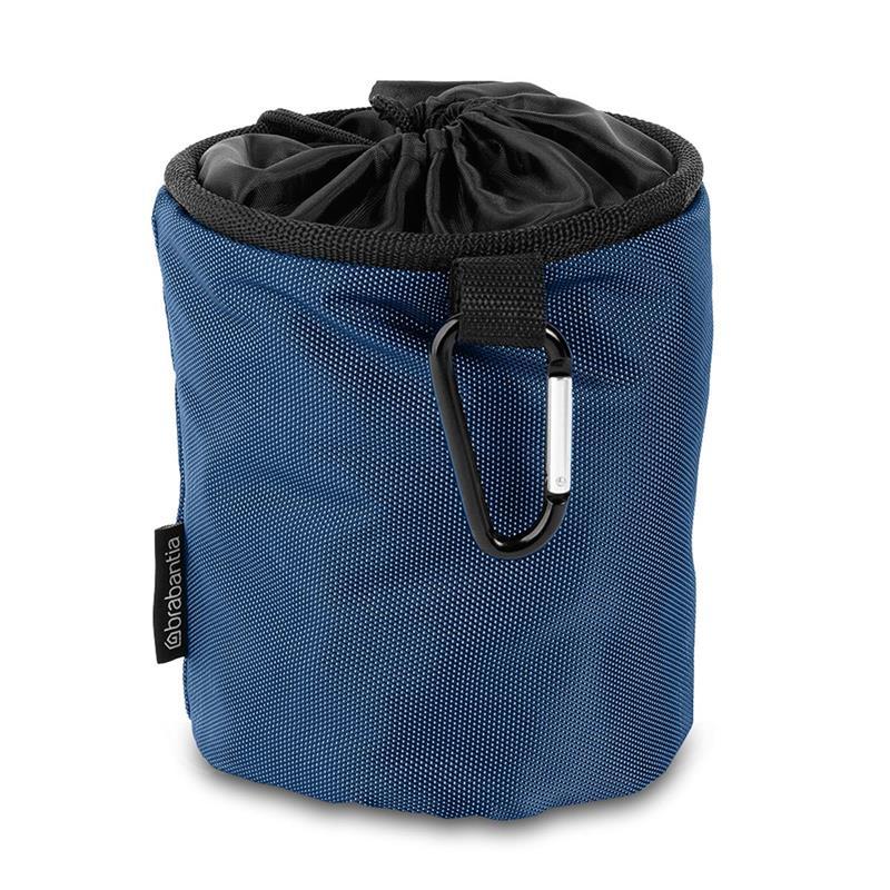 Brabantia Wäscheklammer-Beutel Premium 105784 blau / blue