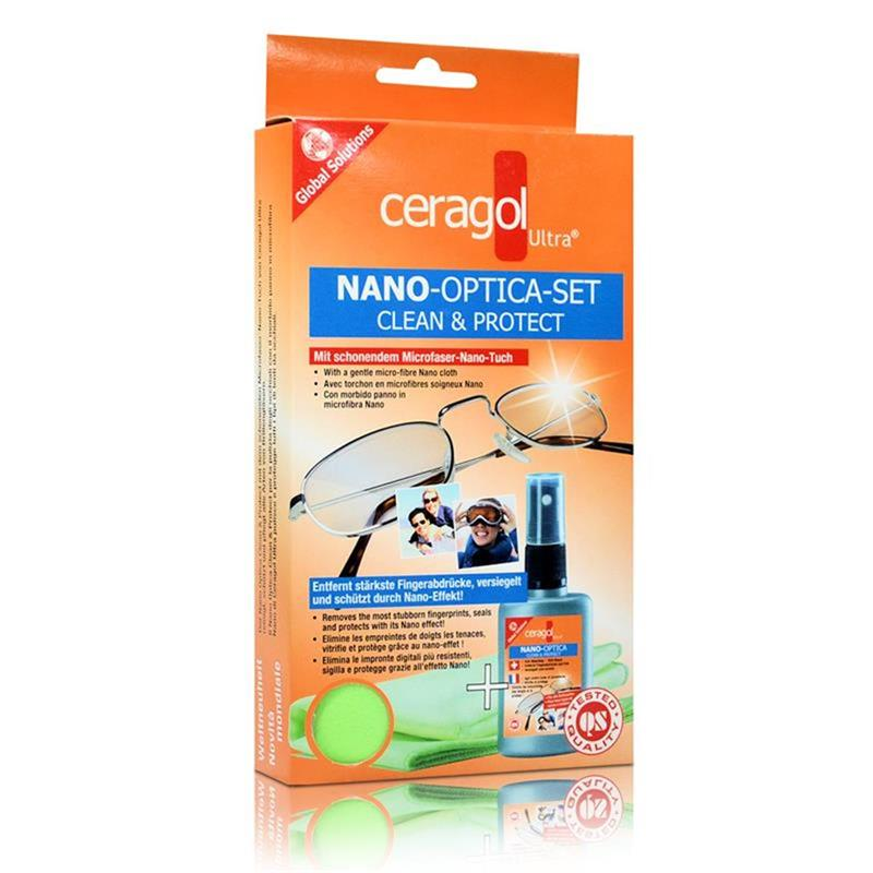 ceragol ultra nano optica set clean protect. Black Bedroom Furniture Sets. Home Design Ideas