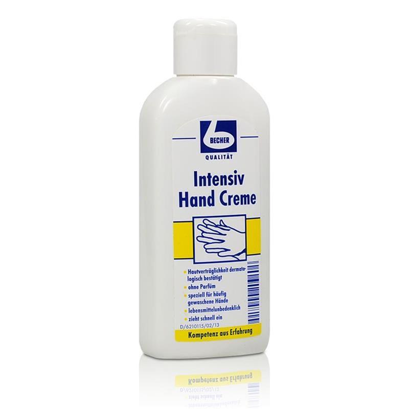 Dr. Becher Intensiv Hand Creme ohne Parfüm 150 ml