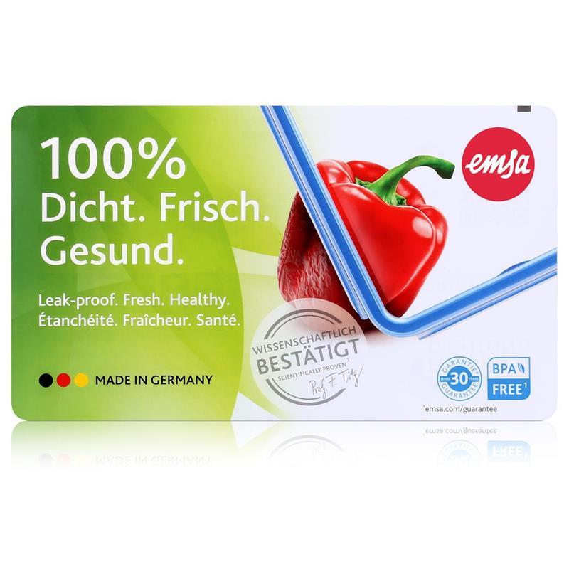 Emsa Frischhaltedose Clip & Close 8,2 L