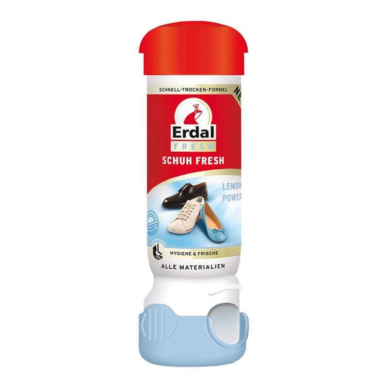 Erdal Fresh Schuh Fresh Lemon Power 100 ml - Hygiene & Frische
