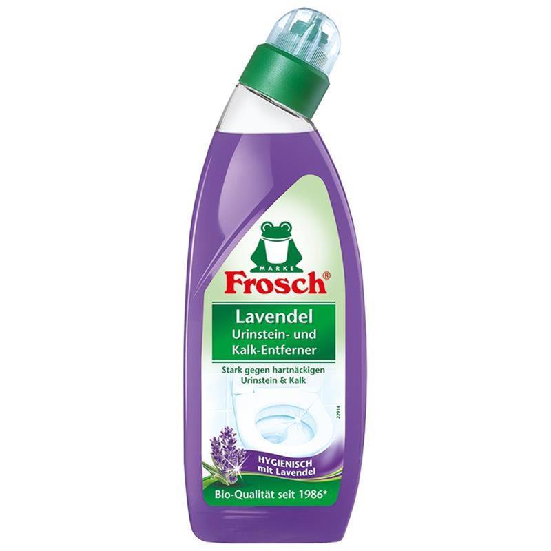 Frosch Lavendel Urinstein- und Kalk-Entferner 750 ml - Hygienisch mit Lavendel