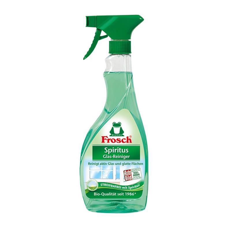 Frosch Spiritus Glas-Reiniger Sprühflasche 500 ml
