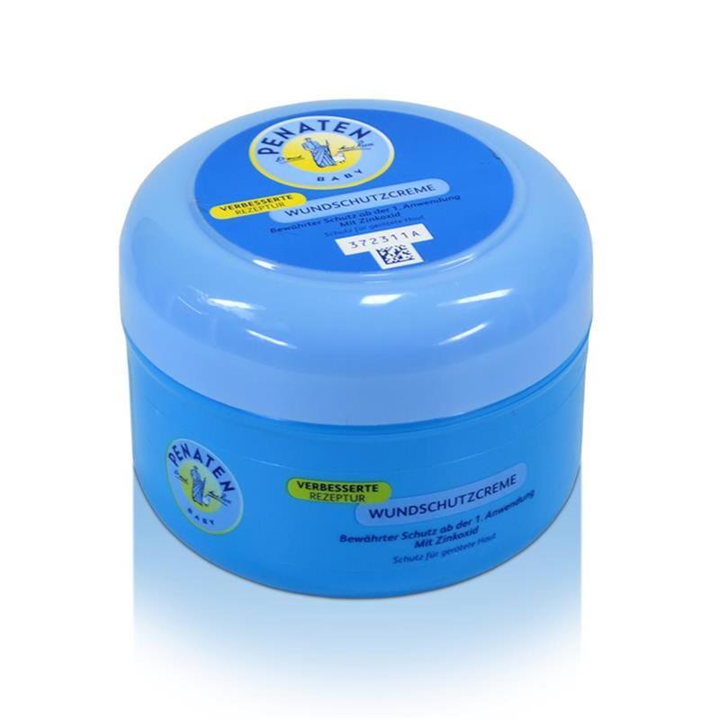 Penaten Baby Wundschutz Creme mit Zinkoxid 200 ml