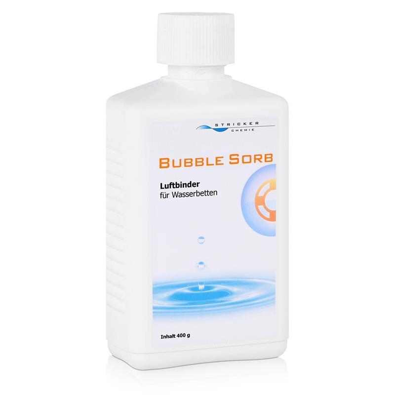 Stricker Chemie Bubble Sorb für Wasserbetten  400g ( 1er Pack )