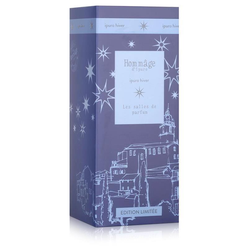 Hommâge d'ipuro Raumduft hiver 200ml Dufträume - limited edition (1er Pack)