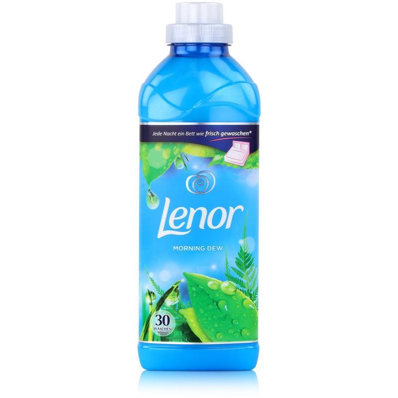 Lenor Morning Dew Weichspüler 900ml / 30 WL / 7xx längere Frische