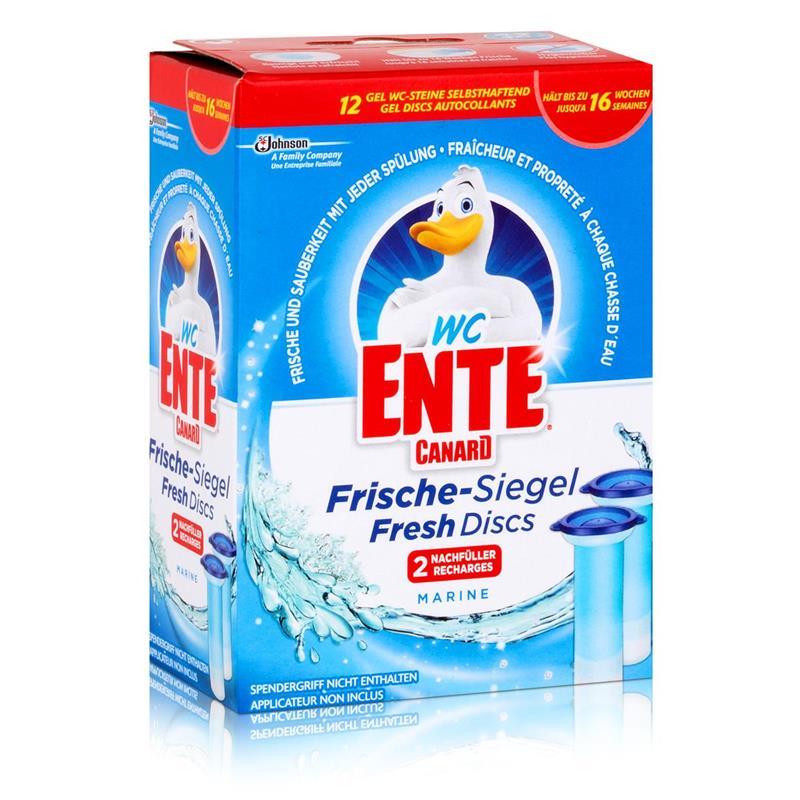 WC Ente Frische Siegel Nachfüller Marine