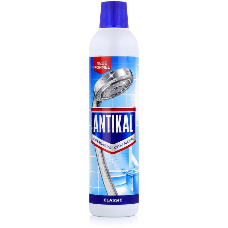 Antikal Kalkreiniger Flasche 750ml - Entfernt hartnäckige Kalkbeläge (1er Pack)