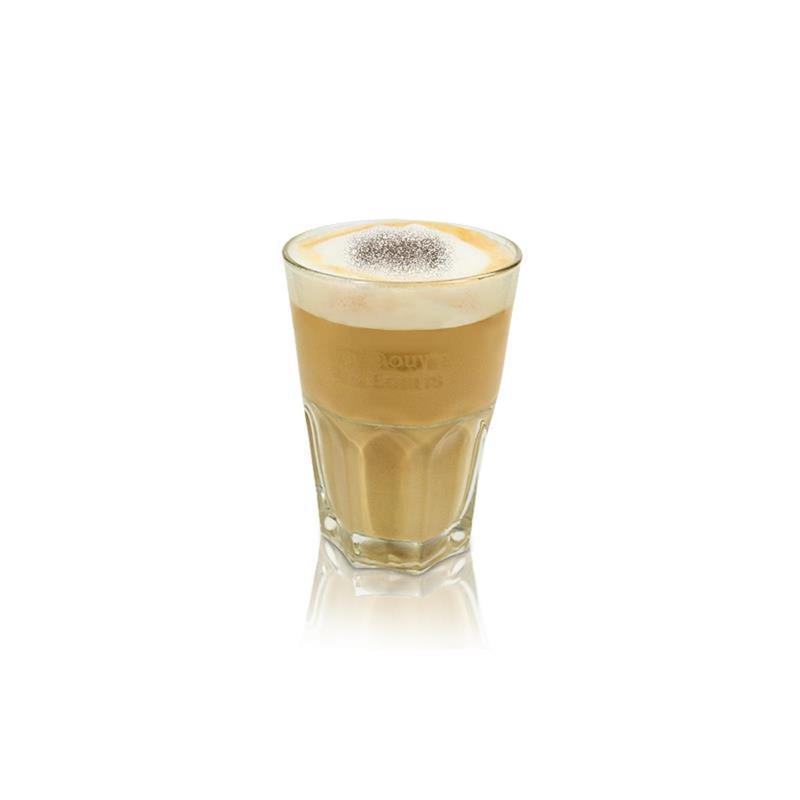 Douwe Egberts Latte Macchiato Glas, 350 mlSenseo