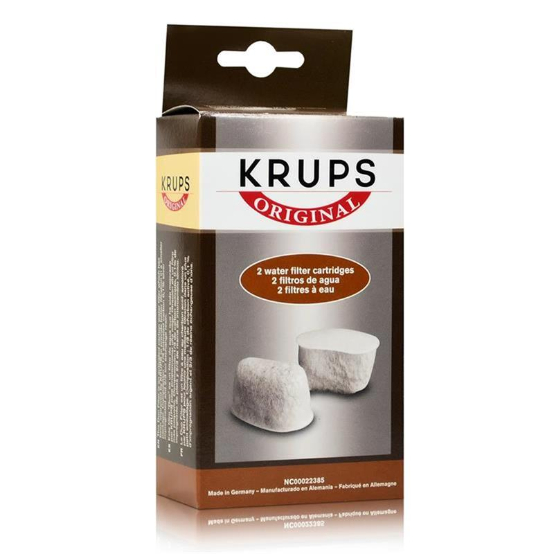 Krups F 472 00 Thermo-Kaffeemaschine Duofilter Set ohne Halterung