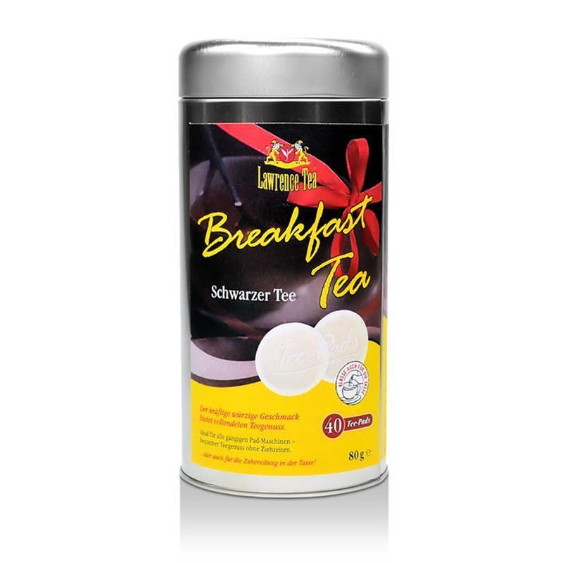 lawrence tea paddose mit 40 stk breakfast tee. Black Bedroom Furniture Sets. Home Design Ideas