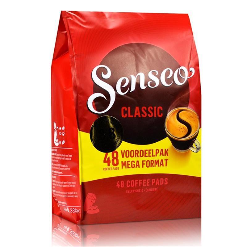 Senseo Kaffeepads Normale Röstung 48 Pads