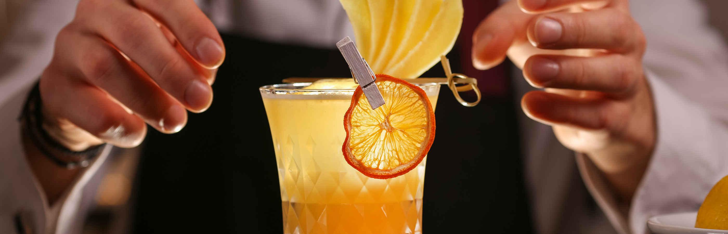 Mit Monin Sirup gelingt ihnen immer der perfekte Cocktail