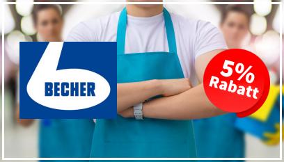 5% Rabatt Angebote für Hersteller Dr.Becher